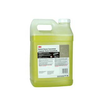 3M 59865 Neutral Cleaner Concentrate, 2.5 Gallon