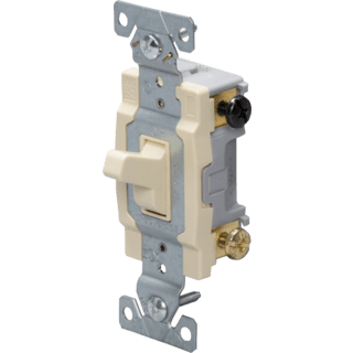 Eaton Cooper Wiring CS420V-BU Commercial Specification Grade Switches
