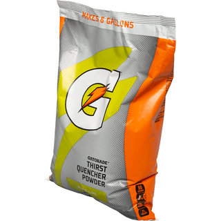 Gatorade FC03967 6-Gallon Gatorade Pouches - Lemon Lime