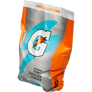 Gatorade FC33676 6-Gallon Gatorade Pouches - Glacier Freeze