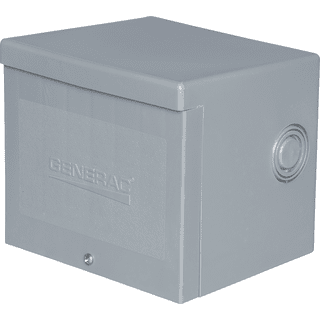 Generac 6338 12,500W Power Inlet Box, CS6365, 120-250V