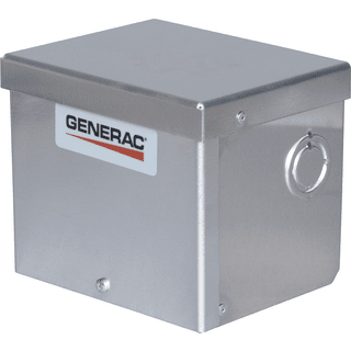 Generac 6343 7,500W Power Inlet Box, NEMA L14-30, 125-250V