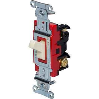 HUBBELL CONTROL SOLUTIONS 1223I Three Way Heavy Duty Industrial Switch