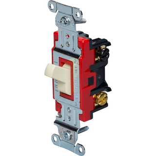 HUBBELL CONTROL SOLUTIONS 1224I Four Way Heavy Duty Industrial Switch