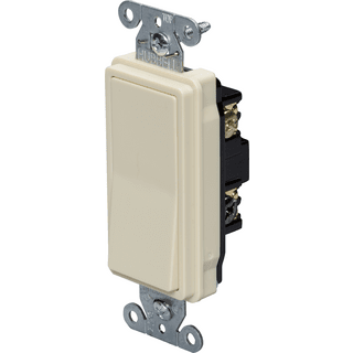 HUBBELL CONTROL SOLUTIONS DS320I Style Line Decorator Series Specification Grade Switch