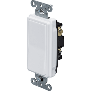 HUBBELL CONTROL SOLUTIONS DS320W Style Line Decorator Series Specification Grade Switch