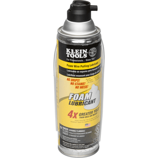 Klein Tools 51100 Wire Pulling Foam Lubricant