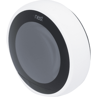 Nest Labs T3017US Google Nest Learning Thermostat, White