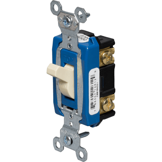 Legrand-Pass & Seymour CSB15AC2-I Hard Use Specification Grade Switch, Ivory