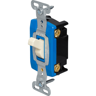 Legrand-Pass & Seymour CSB15AC4-I Hard Use Specification Grade Switch, Ivory