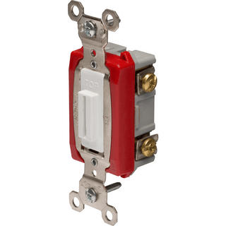Legrand-Pass & Seymour PS20AC1-WL Industrial Extra Heavy-Duty Specification Grade Lock Switch