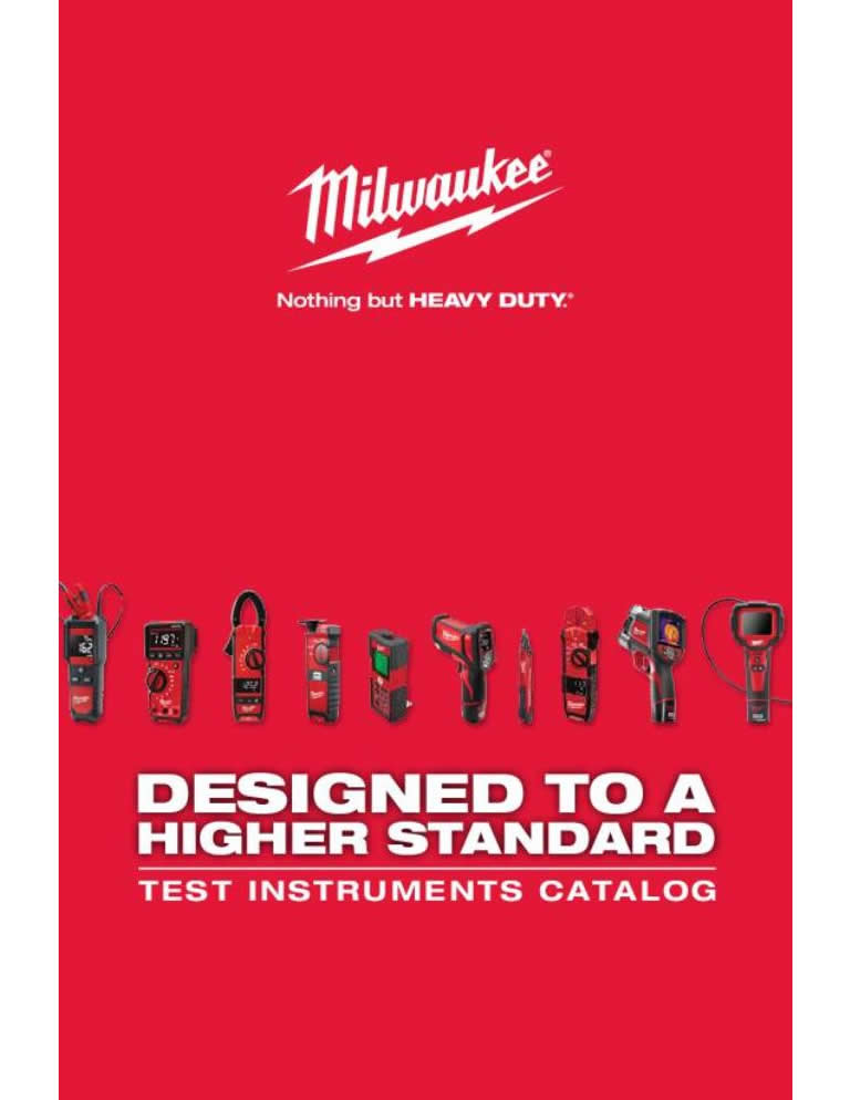 Milwaukee Test Instruments
