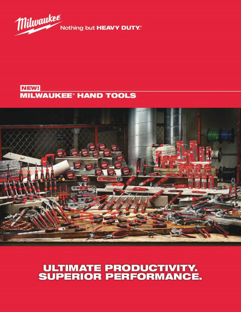 Milwaukee Hand Tools