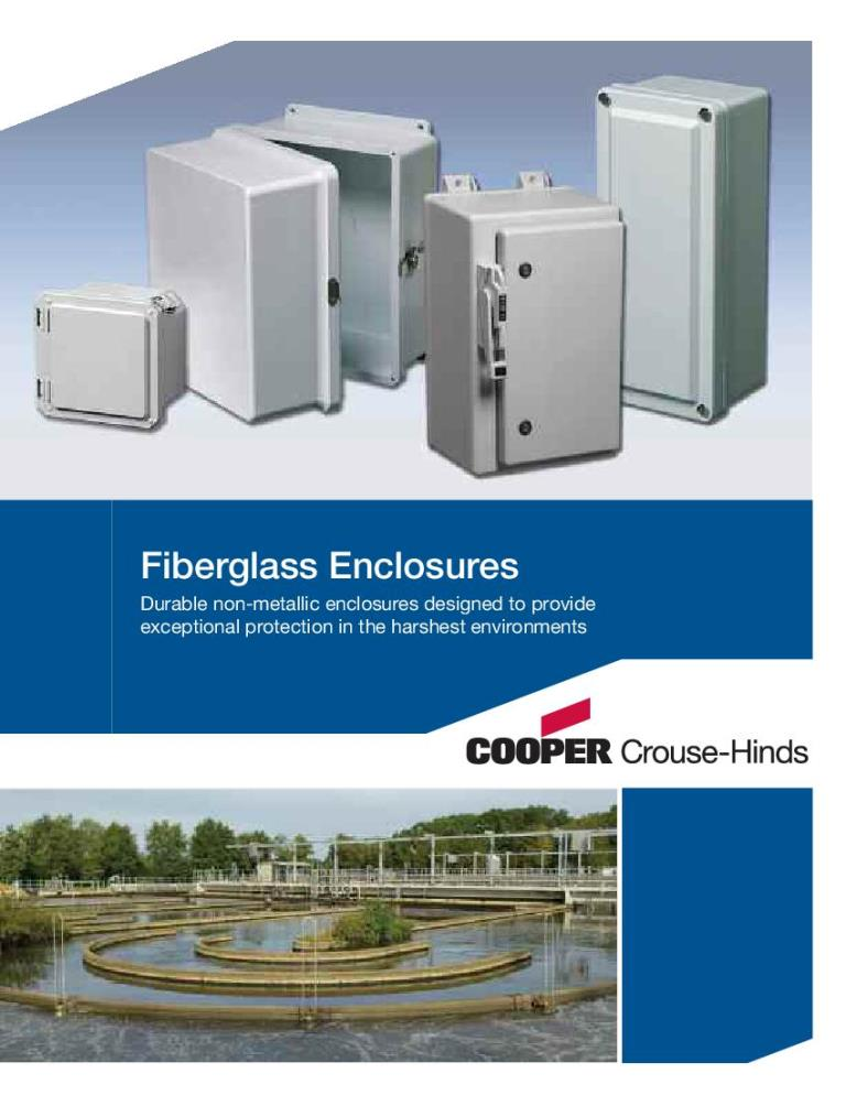 Fiber Glass Enclosures