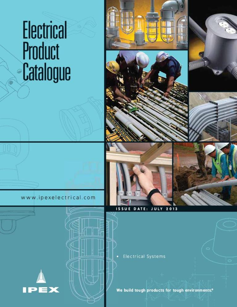 Electrical Product Catalogue